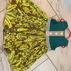 Persnickety dress